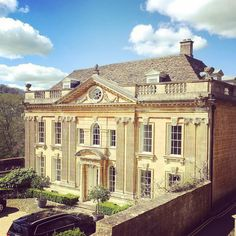 Widcombe Manor, Bath, England Source by dylbaby English Architecture, Neoclassical Architecture, Beautiful Architecture, English Manor Houses, English House, Grand Homes, French Cottage, French Country Style, Classic House