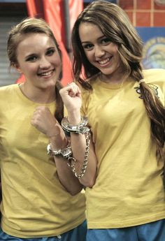 Miley Cyrus and Emily Osment - Hannah Montana 2006 watch this movie free here: http://realfreestreaming.com