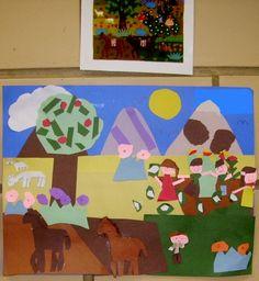 peruvian arpilleras craft for kids