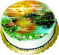 airbrushed cakes | ...
