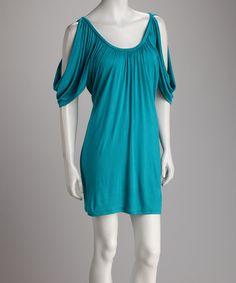 Look what I found on #zulily! Jade Cutout Dress by GLAM #zulilyfinds