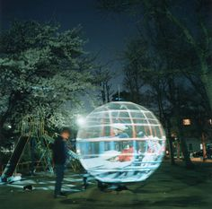 遊具の透視法 - 鈴木 康広