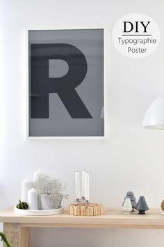 Deko Trend: Buchstaben + DIY (via Bloglovin.com )