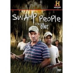 Loving me some Swamp People hehe!!