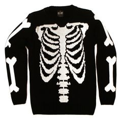 Ribcage Knit Sweatshirt I honestly will die unless I own this.