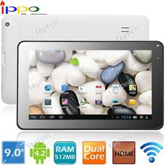 "(#SANEI) N78 7"" IPS #Pantalla Android 4.2 8GB A20 Dual-core Tablet PC w/ WiFi HDMI CPU   http://www.tinydeal.com/es/sanei-n78-7-ips-screen-android-42-8gb-dual-core-tablet-pc-p-94739.html"