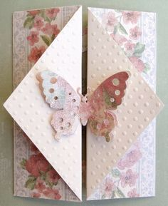 Birthday Gatefold card by jasonw1 - Cards and Paper Crafts at Splitcoaststampers