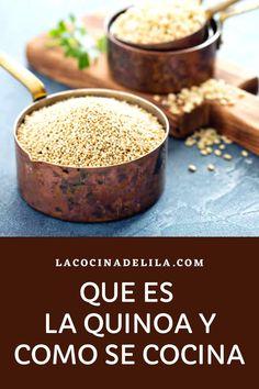 Que es la quinoa. En un primer momento y si no sabemos mucho sobre este superalimento puede parecernos que se trata de un cereal como el arroz, pero es una semilla procedente de una planta andina originada en los alrededores del lago Titicaca, en Perú y Bolivia. No obstante, dada su morfología es posible consumirla como si de un cereal se tratara. Esto es lo que nos lleva a tener la creencia de que cuando la consumimos estamos consumiendo un pseudocereal #quinoa #lacocinadelila