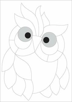 Coloring Pages Stock Photos, Images, & Pictures Stained Glass Patterns Free, Stained Glass Birds, Stained Glass Suncatchers, Stained Glass Designs, Stained Glass Projects, Owl Patterns, Applique Patterns, Mosaic Patterns, Quilt Patterns