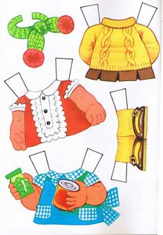 Serie Cuentos – Isabel Lopez – Picasa Nettalbum* For lots of free Christmas paper dolls International Paper Doll Society #ArielleGabriel artist #ArtrA thanks to Pinterest paper doll & holiday collectors for sharing *