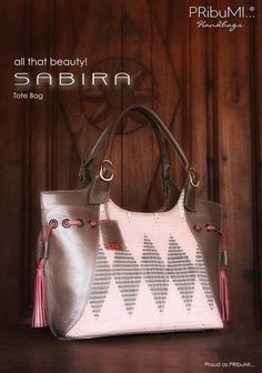 SABIRA Tote Bag by PRibuMI...®