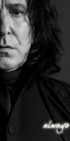 for the love of Alan Rickman