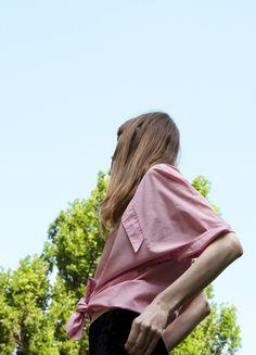 Kaufe meinen Artikel bei #Kleiderkreisel http://www.kleiderkreisel.de/damenmode/blusen/133934546-vintage-rosa-traumbluse