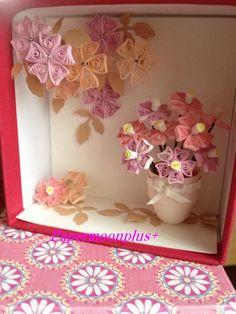 ピンクの小箱