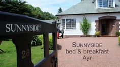 Sunnyside, Alloway, Ayr b&b accommodation has been delighting guests since 1994. It is situated just one mile from Burns Cottage and the new Robert Burns Birthplace Museum, Alloway.  One of only two 4-Star Gold B&Bs in Ayrshire and the only one in Ayr, Sunnyside is renowned for excellent service with guests returning each year.  www.ayrbandb.co.uk  Video produced by Prancing Jack Productions Limited www.prancingjack.com