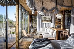 Style Report: Singita Lebombo Lodge, South Africa