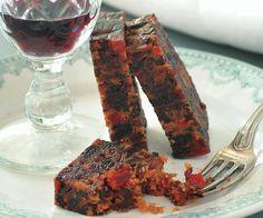 Super-moist rich fruit cake, fruit recipe, brought to you by Australian Women's Weekly Fruit Recipes, Cake Recipes, Dessert Recipes, Xmas Food, Christmas Cooking, Food Cakes, Cupcake Cakes, Fruit Cakes, Rum Fruit Cake