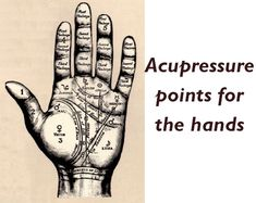Acupressure Points for the Hands - PositiveMed Acupressure Massage, Acupressure Treatment, Hand Reflexology, Acupuncture Points, Acupressure Points, Health And Beauty, Health And Wellness, Health Tips, Holistic Wellness