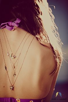Retro Riviera Summer - Chloe + Isabel's new collection has arrived! http://www.chloeandisabel.com
