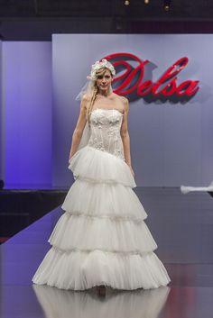 Delsa Couture collection - D6513