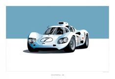 Historic Racing Cars by ScheningCreative - Silodrome