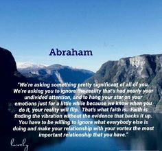 ☆ Abraham Hicks ☆