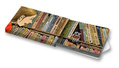 Myšky #books #library #knihy #knihovna #AncaAPepik #LucieLomova #ilustration #ilustrace #ChewingGums #žvýkačky #CharityGums