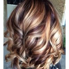 Looking for a lovely warm Fall/Winter color? This one is amazing!!