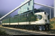 RailPictures.Net Photo: SOU 6915 Southern Railway EMD E8(A) at Appalachia, Virginia by Ron Flanary