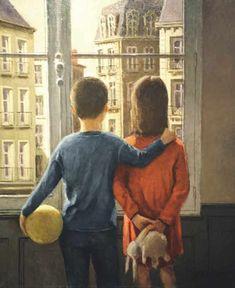 Scène d'abattement en rêve, comment surmonter ? - ©Marc Chalmé - 1960-...