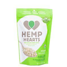 Organic Hemp Hearts 340g