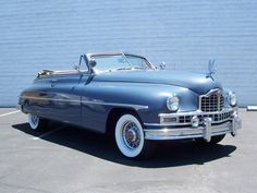 1949 Packard Super 8 Victoria Convertible ...Brought to you by #HouseofInsurance #EugeneOregon