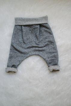 Baby Harem Pants by AnchoreDeep