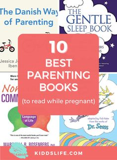 Here are some of the best parenting books I've enjoyed and learnt a lot from over the past few years since becoming a mum. I really wish I'd read these while pregnant!