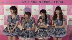 AKB48 Senbatsu Election Participants chat about their upcoming Self-Promotional Appeal Videos