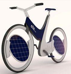 solar power bike