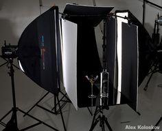 Lighting-setup-product-photography-glass-on-black-3
