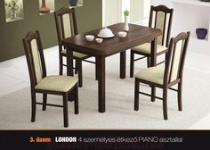 Dining Chairs, Dining Table, Piano, Conference Room, London, Furniture, Home Decor, Decoration Home, Room Decor