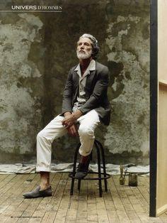 Figaro Homme - L'art de l'élégence