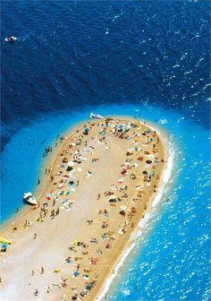 The Beautiful Island of Brac, Croatia | #Information #Informative #Photography