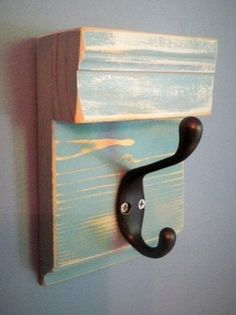 Rustic Style Key Holder by ASimplePeacePlace on Etsy, $12.00