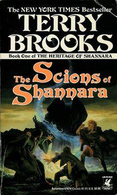 Terry Brooks - The Scions of Shannara