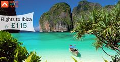 Find Great Deals on Flights to Ibiza from Dream World Travel.Get cheap Flight Deals, Holiday Deals and Hotel Deals to your Favourite destinatons worldwide at www.dwtltd.com.  #CheapFlights #Flights #Deals #To #Ibiza