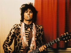 Keith Richards has cheated death so many times... --> http://on.vh1.com/1GXWY7b