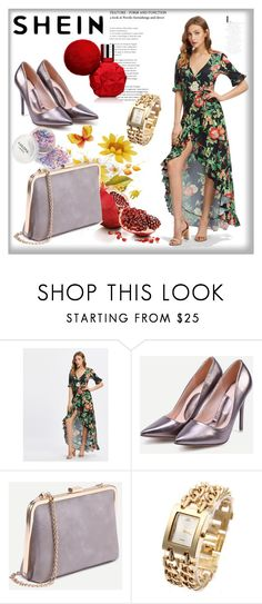 """""""shein 7/10"""" by melikasalkic ❤ liked on Polyvore"""