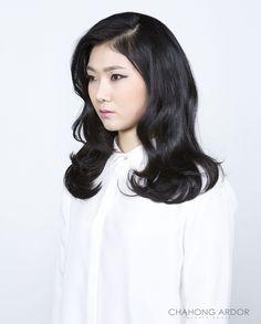 Natural Bold Wave 내츄럴 볼드 웨이브 Hair Style by Chahong Ardor
