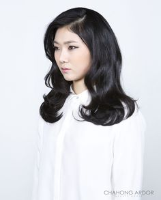 Natural Bold Wave 내츄럴 볼드 웨이브 Hair Style by Chahong Ardor