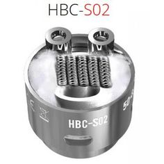 2 pcs GeekVape Staggered Fused Clapton coil S02