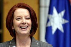 Hon. Julia Gillard #HonJulia Gillard 27th Prime Minister of Australia First Female Prime Minister of Australia