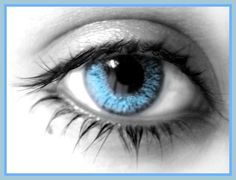 BLUE EYES:  People who have blue eyes should get happy about the fact that their eye color is very desirable and is often associated with youthfulness. It has been noted that the blue eyed people mostly have long lasting relationships. They are pretty, peaceful, kind and smart. Those who have deep blue eyes are spiritual people and also possess a good power of observation.